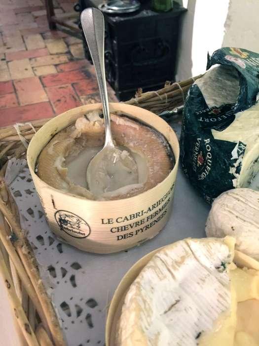 Cabri Ariégeois, godaste getosten jag ätit någonsin!!