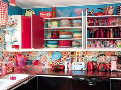 En färgälskares hem