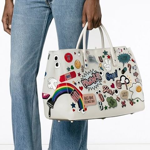 Our AD wellcreativeab has a thing for great bags andhellip
