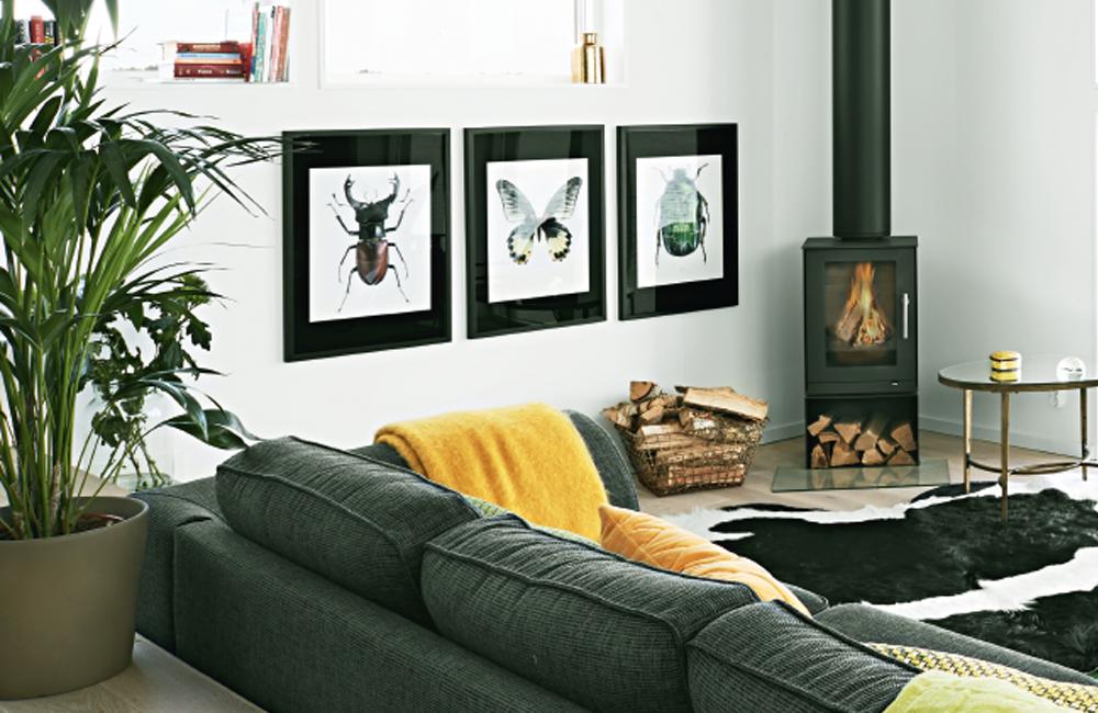 Grönskande hem - Inspiration My Home - Amsterdam Living