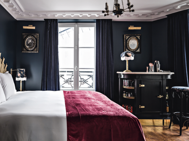 Hotel Providence Paris - Inspiration My Home