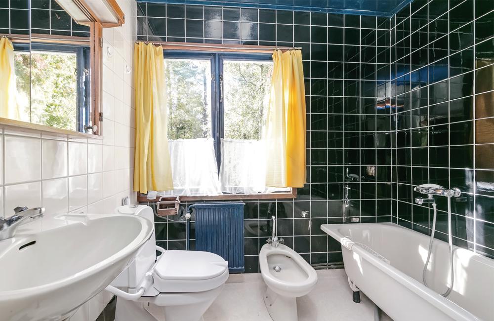 Gamla badrummet - Ren magi - Inspiration My Home