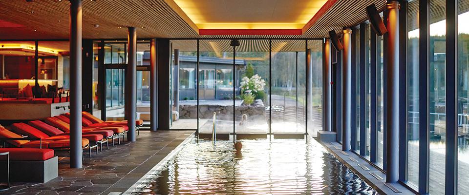 Swimmingpool Hooks Herrgård