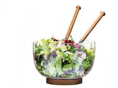 Vinn salladsskål från Saga Form!