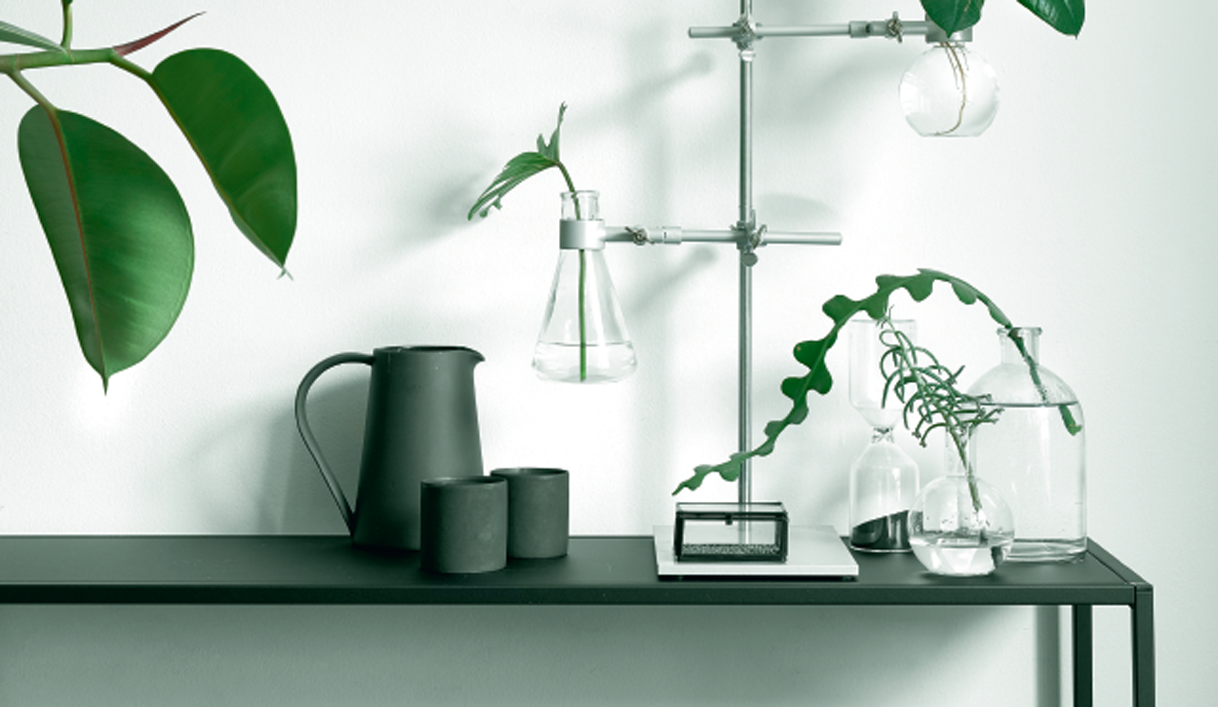 Green is the new black med Susanna Vento - Inspiration My Home