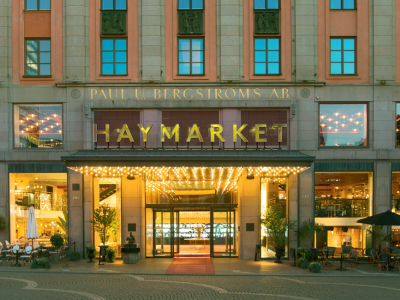 Art Deco dröm – Haymarket by Scandic