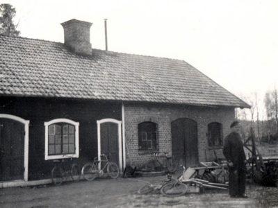 Smedjan på 1930-talet