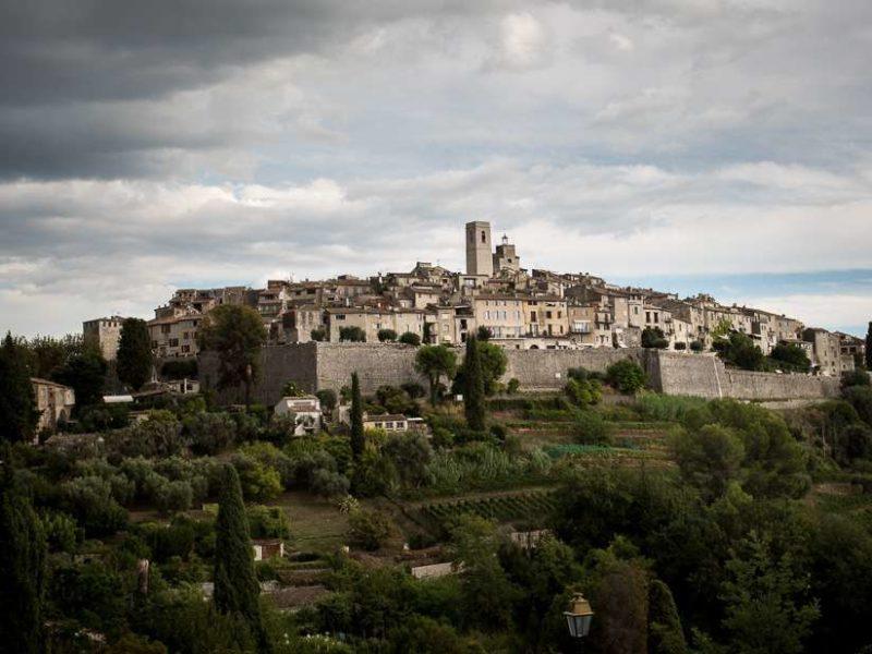 Vår weekend-resa till Saint Paul De Vence Frankrike