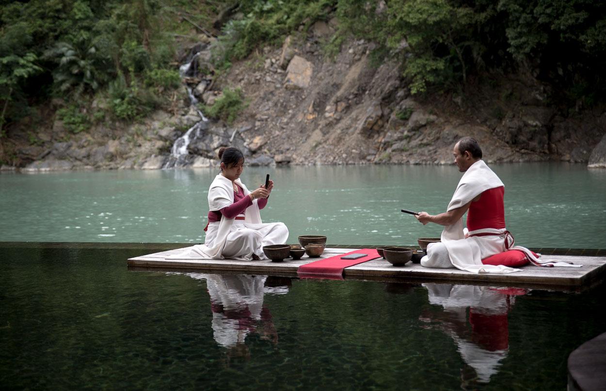 Life Ritual: Ritaul Tranquil Meeting of Minds