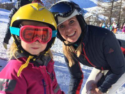 Skidor, kärlek och sol i Italien!!!