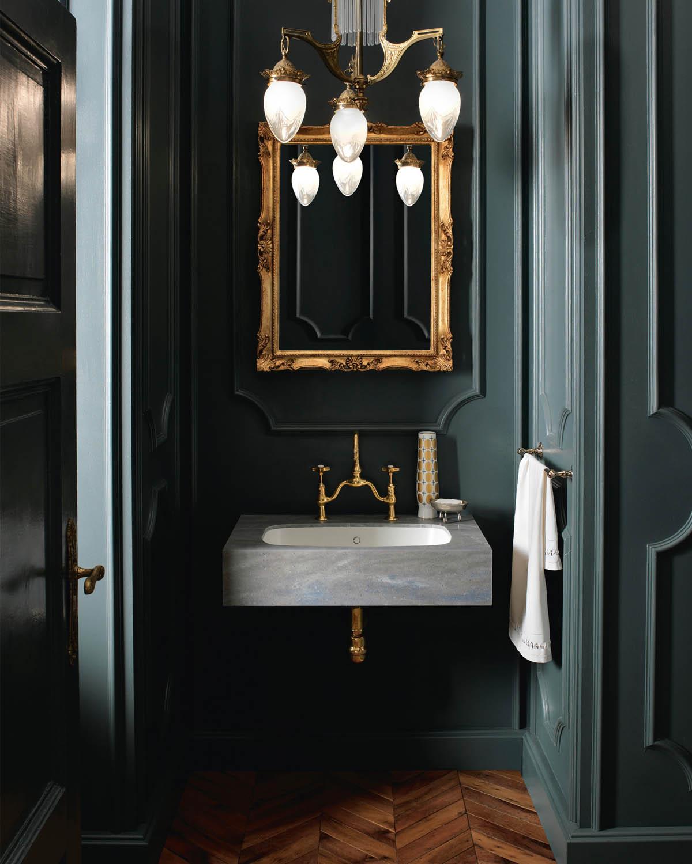 DuPont Corian badrum - skräddarsytt