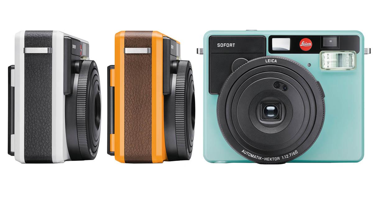 Go gadget Go Leica kamera