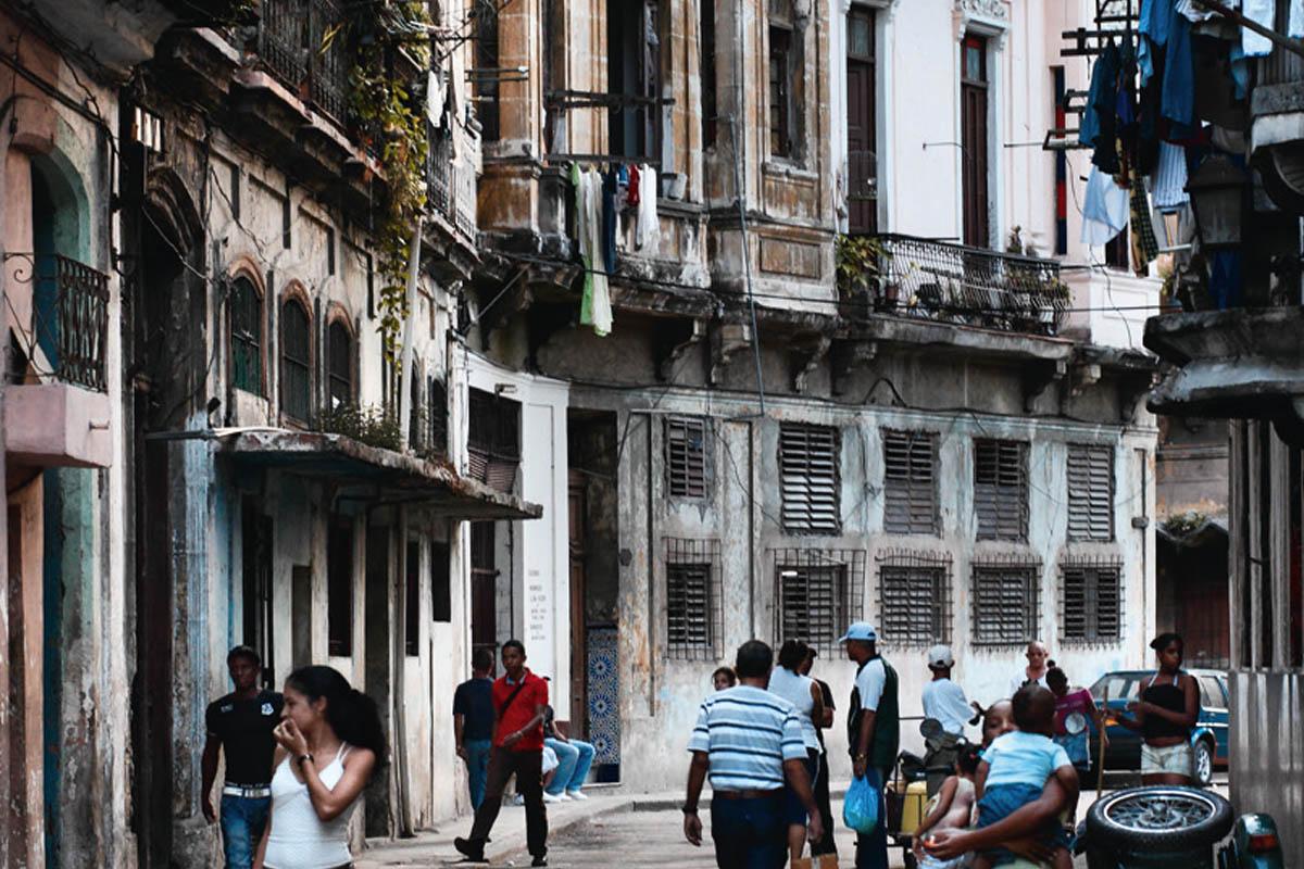 Res till Havanna på Kuba - Bernhard Hartmann