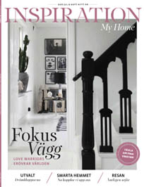 Inspiration My Home nr 6 2016 är ute nu!