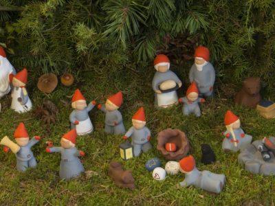 Vinn Tomtefamiljen från Storskogen – Avslutad tävling