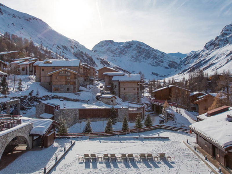 Skidresor till Alperna och Island - Club Med