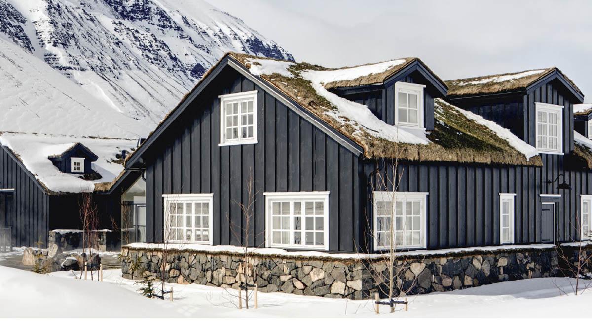 Deplar Farm på norra Island är garanterat en unik upplevelse.