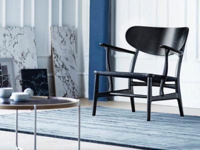 Designstol från Hans K