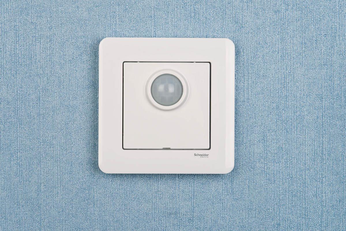 Smarta hemmet - rörelsedetektor