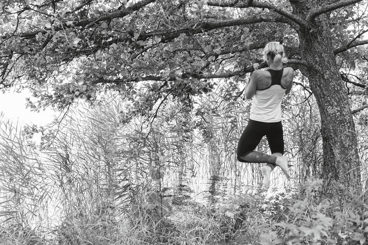 Vinterns bästa träningstips av Frida Lindström