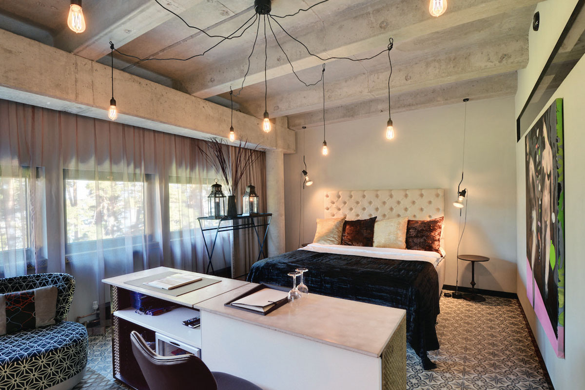 Upplev Blue Hotel & Spa Lidingö