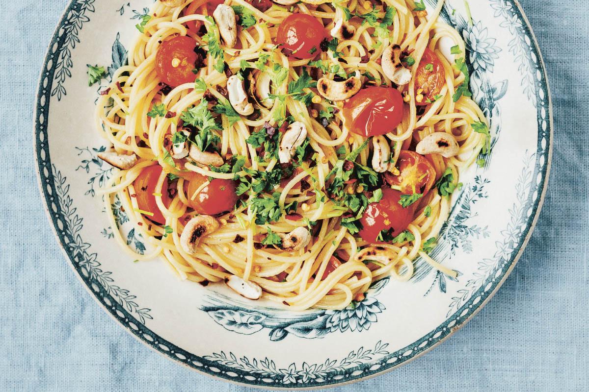 Enklaste spagettin - Ekorecept av Siri Barje