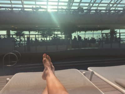 Till sjöss! Bubbel, spa och härligt häng med Birka Cruises