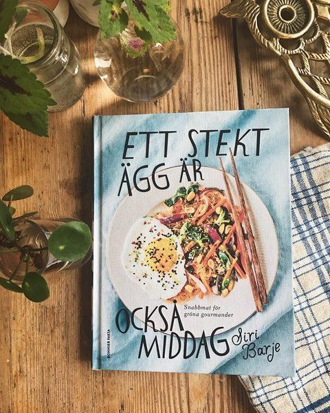 Vinn boken Ett stekt ägg via vår Instagramtävling