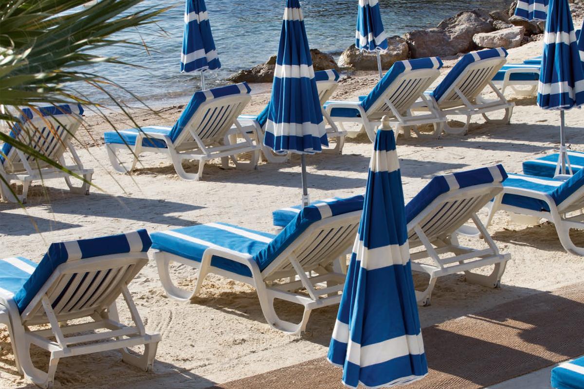 Underbara Cap Ferrat - Hotel Royal Riviera