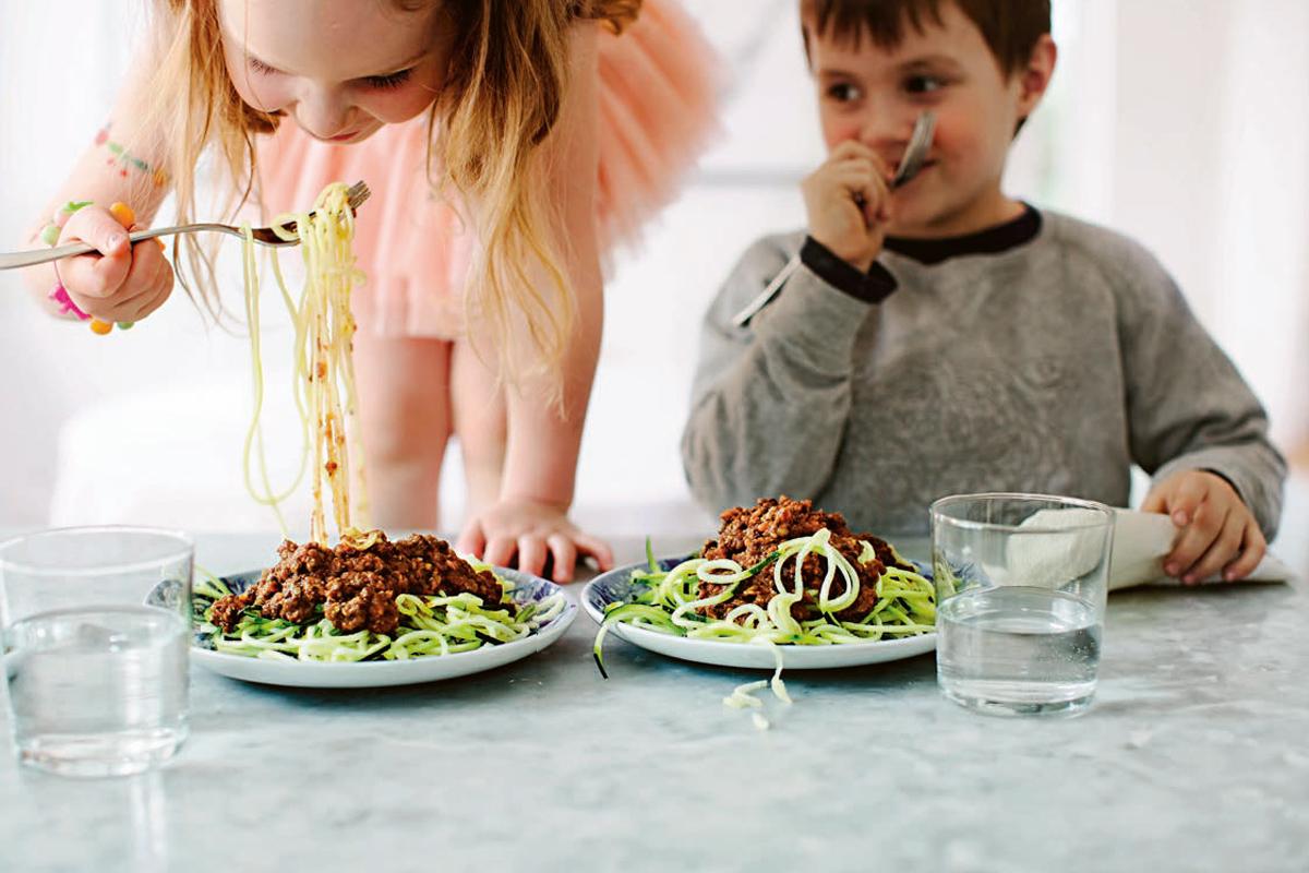 Food Pharmacy av Mia Clase och Lina Nertby Aurell - Vegansk köttfärssås