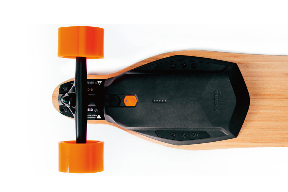 Go gadget go del 2 - sommar 2017 - Boosted Boards
