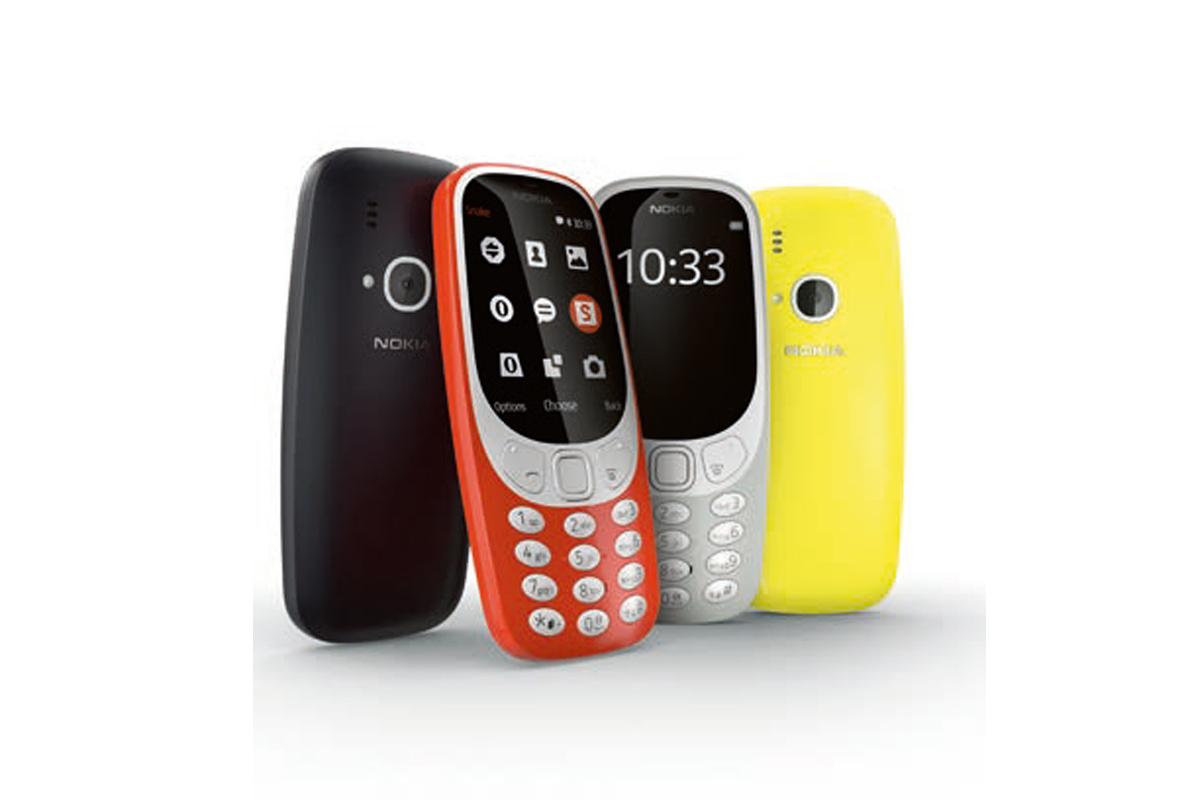 Go gadget go del 1 - sommar 2017 - Nya Nokia 3310