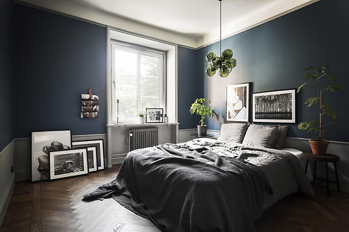 Sovrumsdr mmar och f rvaringsmagi inspiration my home - Deco romantische ouderlijke kamer ...