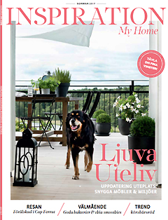 Inspiration My Home, utgåva nr 2 2017