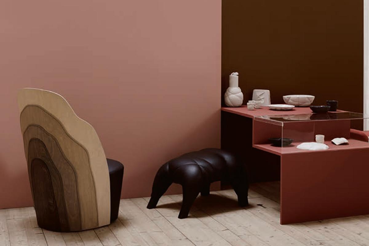 Nytt och rätt del 1 - Färg & Blanche senaste stol Couture armchair