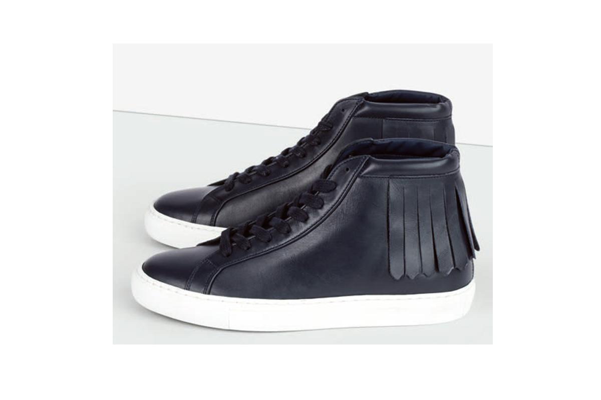 Nytt och rätt del 2 - Kate High sneakers