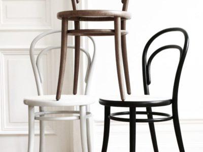 Originalet av Thonet stol – Thonet, Gebrüder Thonet eller Ton?
