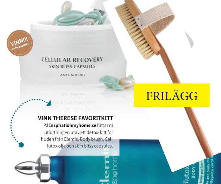 Detoxa huden med Therese Mathisen