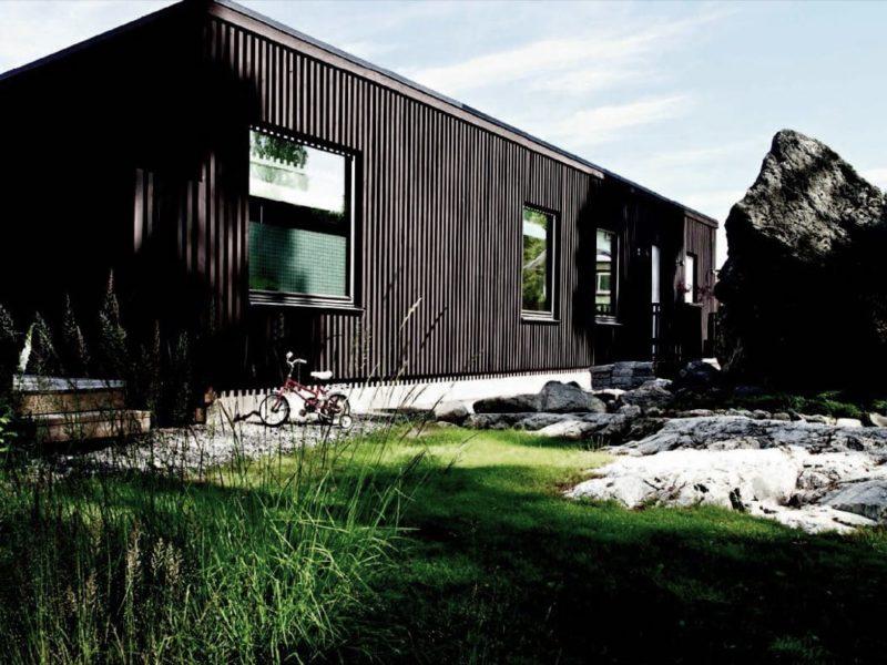 Hus från Hemma hos-reportage i Inspiration My Home, nr 3
