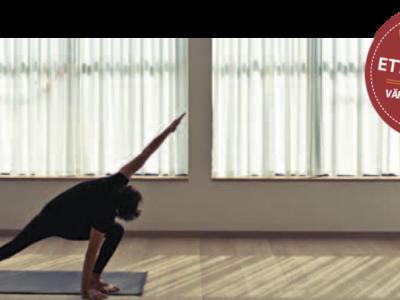 Vinn årskort på Yogayama!