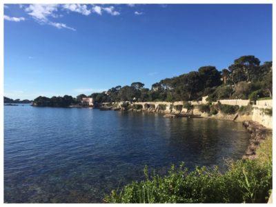 Saltstänkt lyx och powerwalks i Cap Ferrat