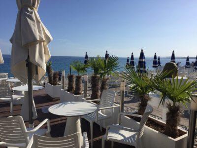 Romantik och rosé i Nice