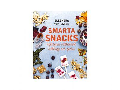 "Vinn boken ""Smarta snacks"""