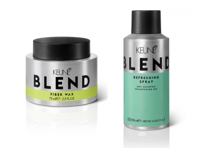 Vinn produkter från Keune Blend!