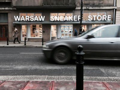 Warszawa Sneaker Store!