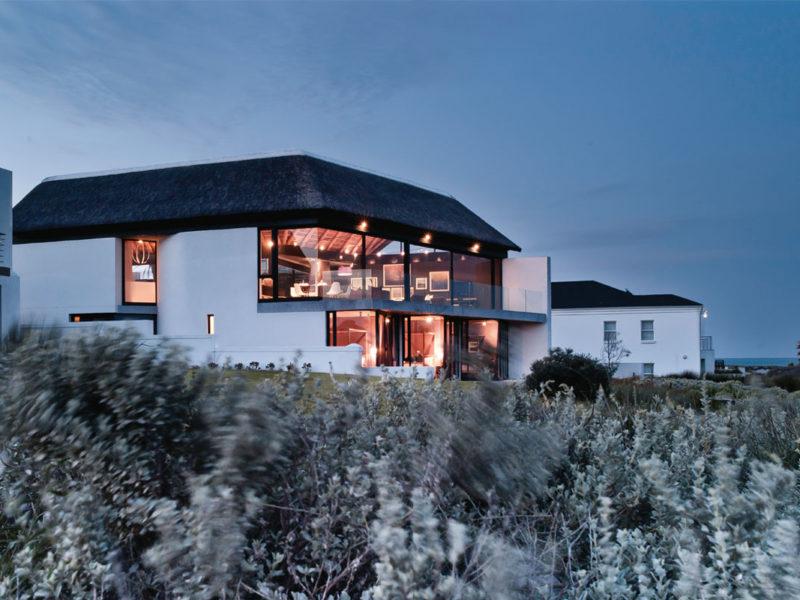 Hus i Sydafrika